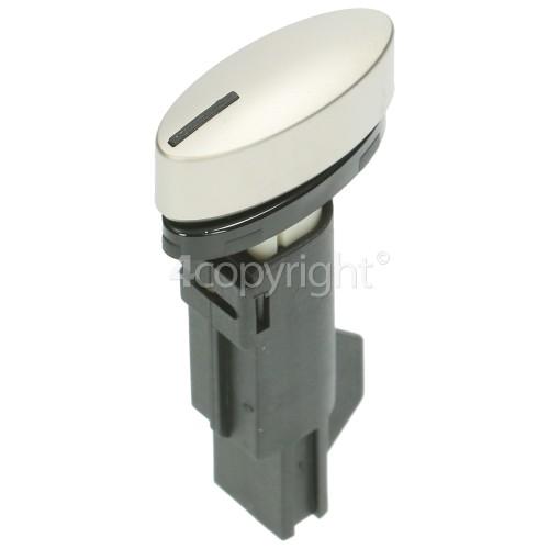 Bosch Oven Control Knob - Silver