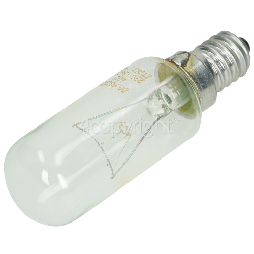 Bosch 40W SES (E14) Fridge Bulb - Clear
