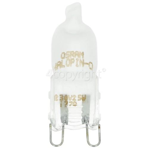 Bosch 25W G9 Oven Halogen Lamp