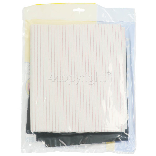 Cooker Hood Grease Paper & Carbon Filter Kit