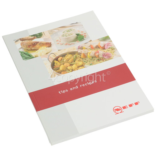Neff Recipes Cookery Book ( Cook Shop )