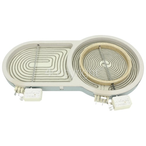Neff Ceramic Dual Hotplate Element 2650W