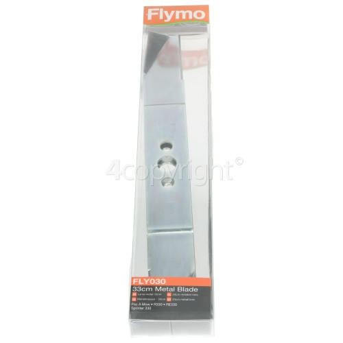 McCulloch FLY030 33cm Metal Blade