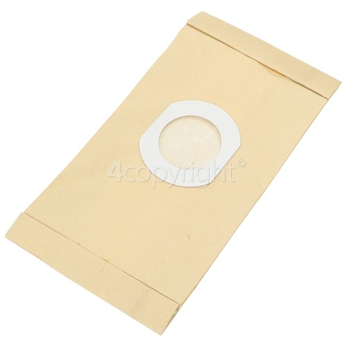 Universal Cylinder Vacuum Adaptor Bag (Pack Of 5) - BAG281 Assembly
