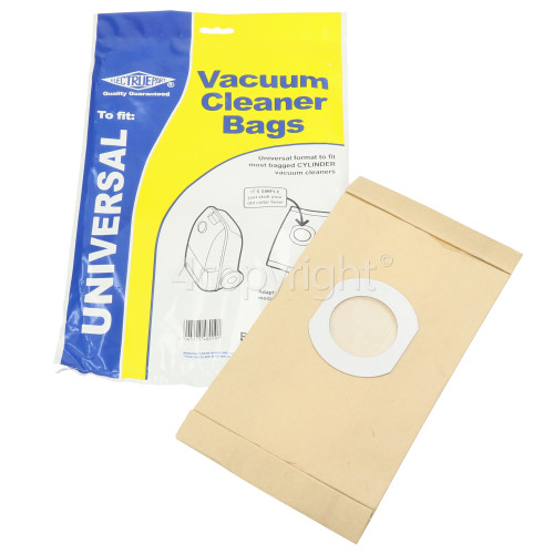 Universal Cylinder Vacuum Adaptor Bag (Pack Of 5) - BAG281 Assembly