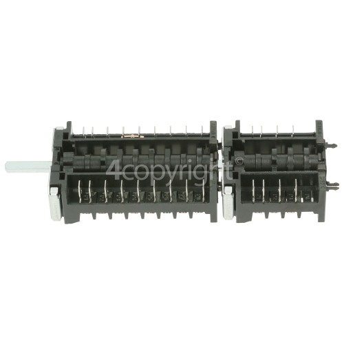 DeDietrich Oven Function Selector Switch