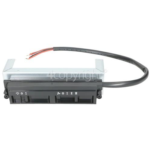 Baumatic CAN75.3SS Controls Box