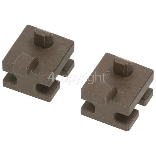 Neff Oven Shelf Holder Rear Fixing (Pack Of 2)
