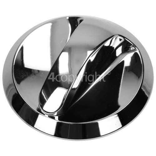 Caple Timer Knob Assembly Silver