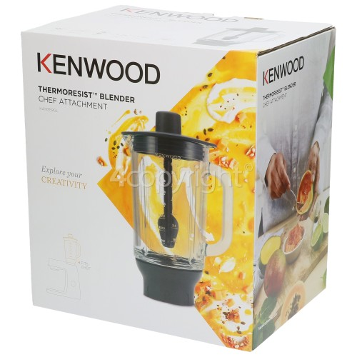 Kenwood Thermo resist Glass Blender   4kenwood.co.uk