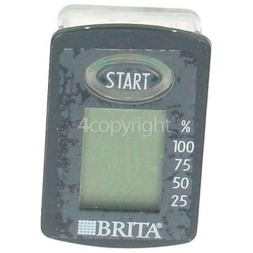 Bosch Brita Water Filter Electronic Exchange Indicator Display