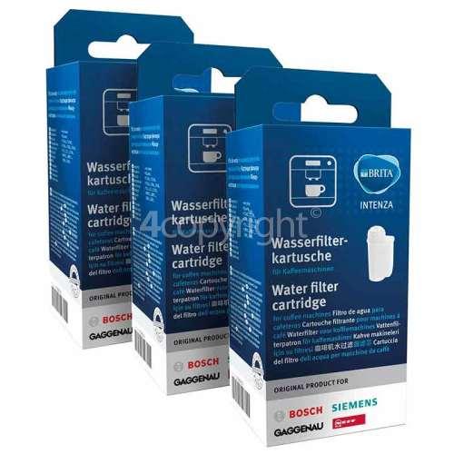 Bosch Brita Intenza Water Filter Cartridge (Pack Of 3) : Intenza TCZ7003, TCZ7003, TZ70003