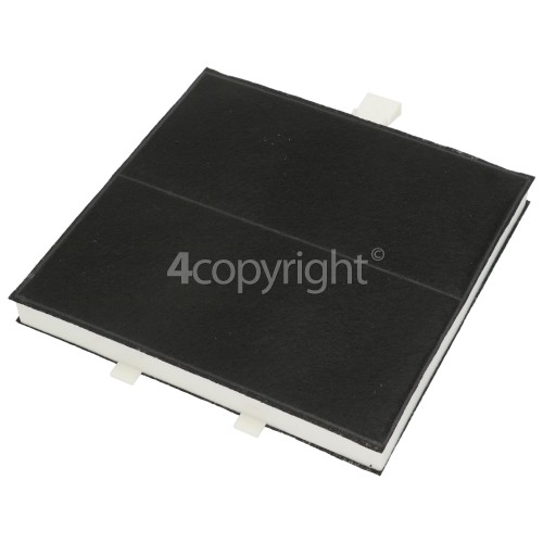 Bosch Active Charcoal Filter : 226x222x23mm DRZ94UC, DHZ5105, DHZ5180, DHZ5185, DHZ5186,