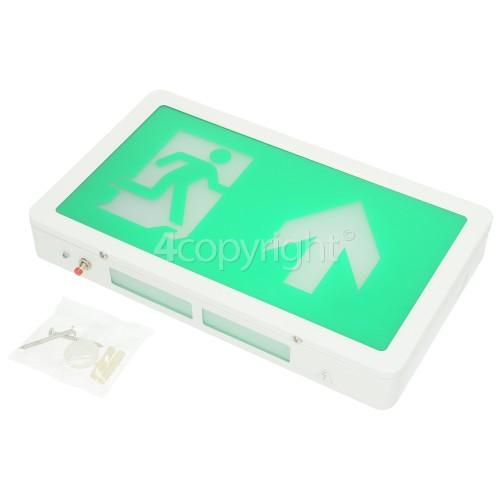 Eterna 4W Compact Emergency LED Exit Box