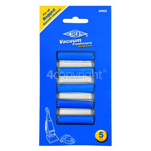 Hoover Air Freshener Sticks - Pack Of 5