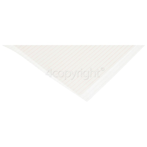 Universal Cooker Hood Grease Filter With Saturation Indicator