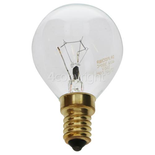 Bosch Neff Siemens Universal 40W Lamp SES/E14 240V
