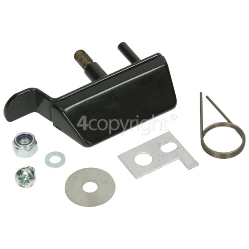 AGA Door Handle/Catch Assembly