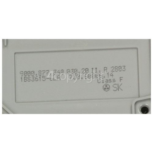 Bosch Pump Heater Element : 1BS3615 6LA