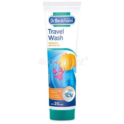 Dr.Beckmann Non-bio Travel Wash - 100ML On Holiday Garment Care
