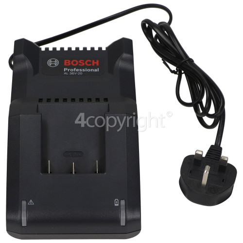 Bosch AL3620CV 36V Lithium-Ion Battery Charger - UK Plug