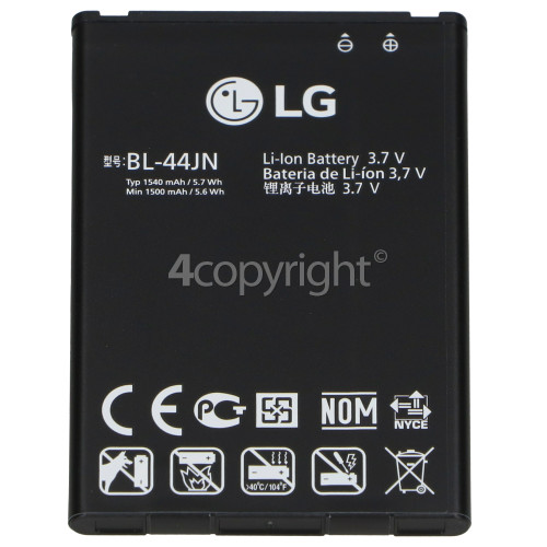 LG Rechargeable Battery Lithium Ion