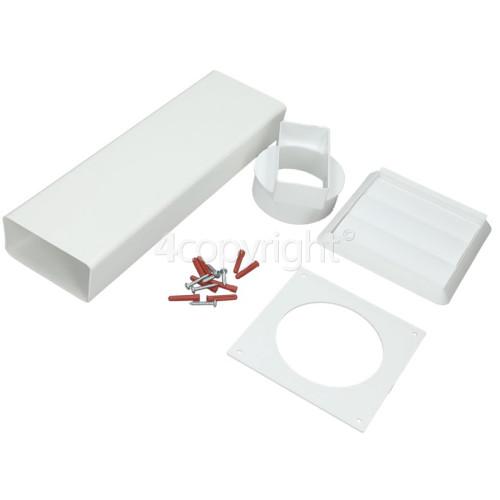 Universal Permanent Half-Brick Vent Kit