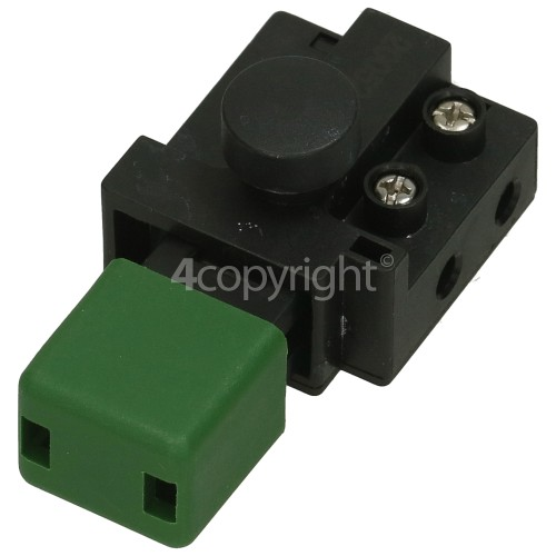 Flymo Lawnmower Push Button Switch : 14050941