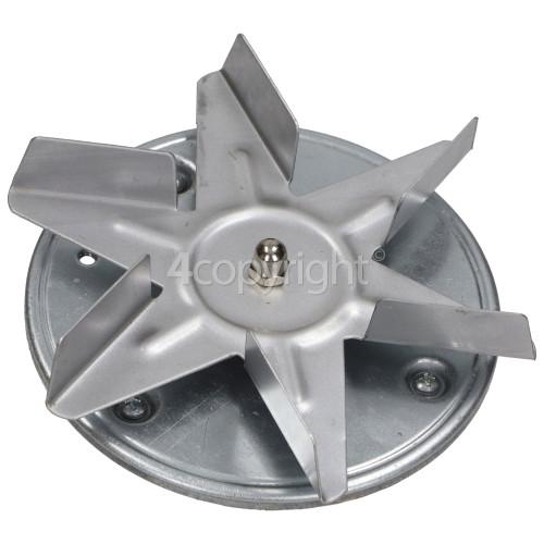 Hotpoint CH60DPCFS Oven Fan Motor : Keli YJ64-16A-HZ02 (short Shaft )