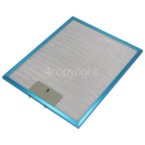 Baumatic Aluminium Grease Filter : 320x260mm