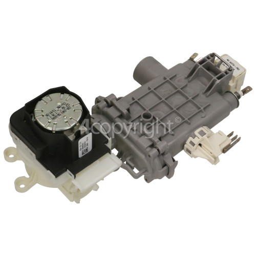 Heater C/w Diverter & Sensor