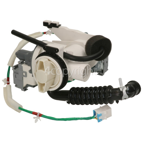 Samsung Double Drain Pump & Filter Assembly : 2 Hanyu B15.6A 34w Or 2 WuXi Haoli PX2025-1