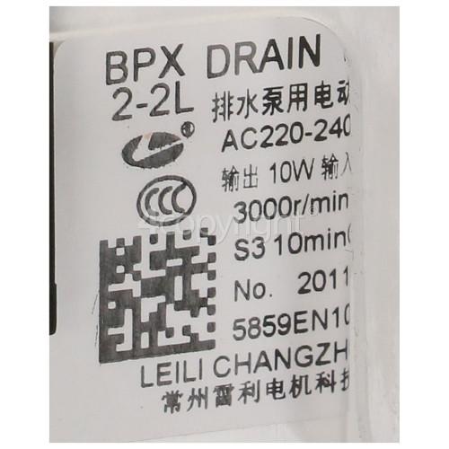 LG Drain Pump Assembly : Leili Changzhou BPX2-2L 35w