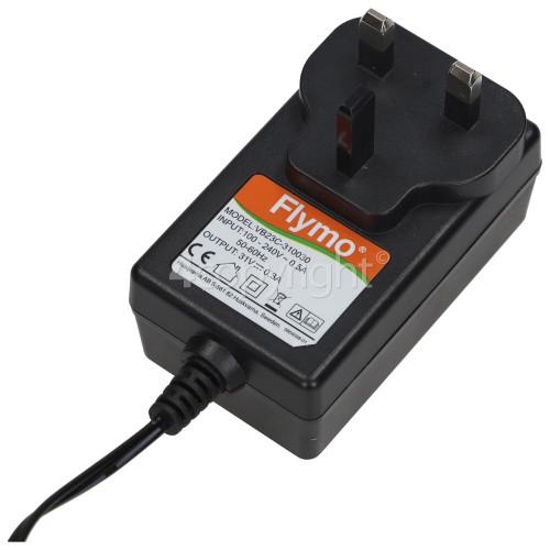 Flymo 24V Battery Charger - UK Plug