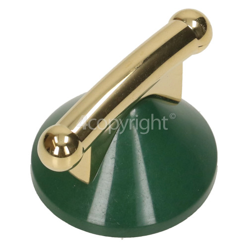Neff Cooker Control Knob - Green / Gold