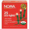 Noma 25 LED White Static Light Chain