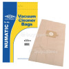 Numatic NVM-3BH Paper Dust Bag (Pack Of 5) - BAG9315