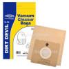 Dirt Devil DV Dust Bag (Pack Of 5) - BAG250
