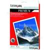 Lexmark A4 Premium Photo Printer Paper