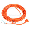 Flymo EIT250 Extension Cable Mld Plug 12MTR. European Plug Fitted