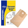 BuySpares Approved part H8 Dust Bag (Pack Of 5) - BAG4