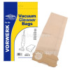 Sebo Vorwerk / Folletto / Kobold Vk Dust Bag (Pack Of 5) - BAG97