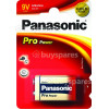 Panasonic 9V Pro Power Alkaline Battery