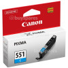 Canon Genuine CLI-55C Cyan Ink Cartridge - 6509B001
