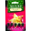 Alderbrook W4 Clear Replacement Lamps (Card Of 5)