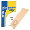 BuySpares Approved part H Dust Bag (Pack Of 5) - BAG78