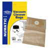 Numatic NVM1B & NVM1C/2 Dust Bag (Pack Of 5)