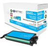 Jettec CLP-660 Compatible Samsung CLP-C660B Cyan High Capacity Toner Cartridge