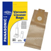 Panasonic J U20E Dust Bag (Pack Of 5)