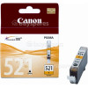 Canon Genuine CLI-521Y Yellow Ink Cartridge